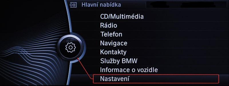 Čeština do BMW