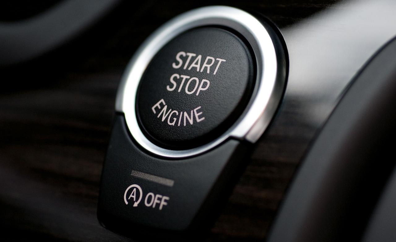 Vypnutí Start Stop