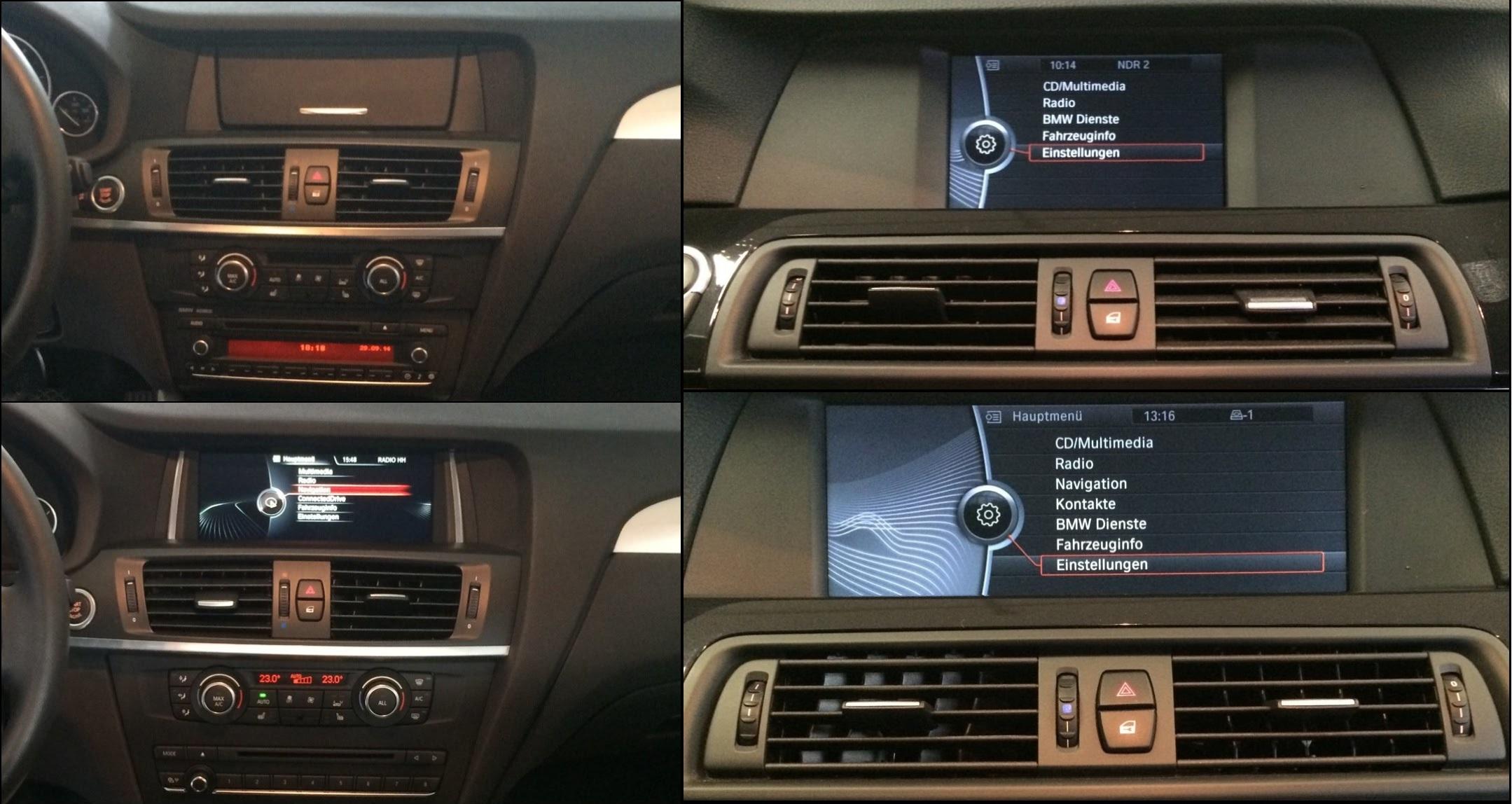 BMW navigace